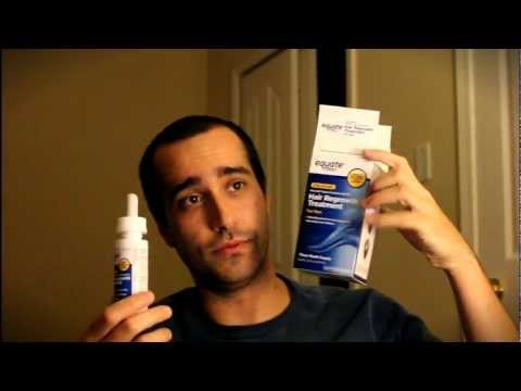Minoxidil 5% - Video 1 - 6 Month Review