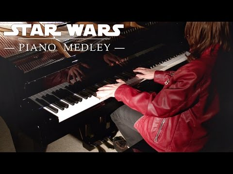 STAR WARS Piano Medley by David Kaylor | Composed by John Williams