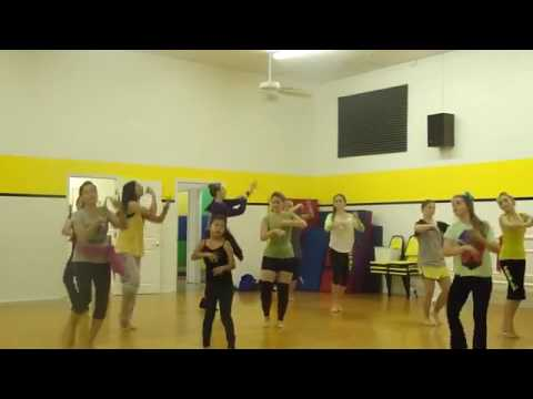 Bollywood Master Class at Premier Dance Academy  1st session