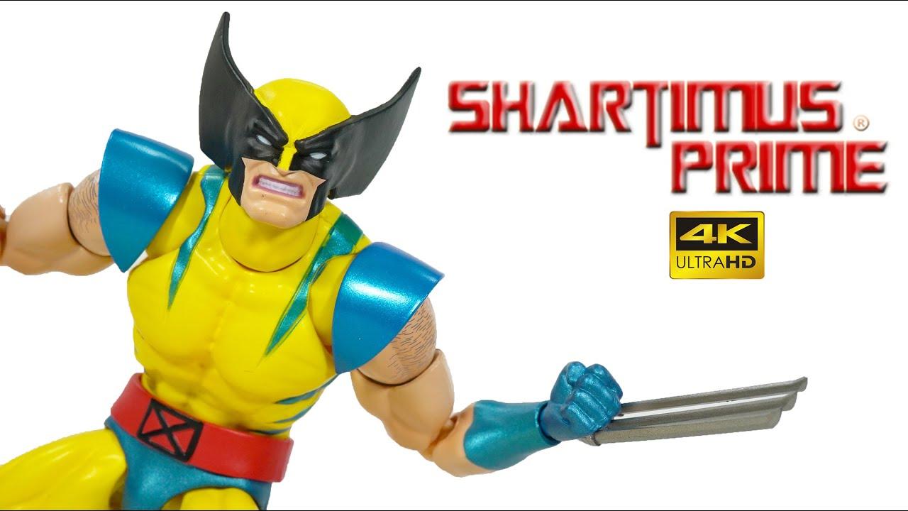 X-Men Wolverine Six Blades Marvel Comics T-Shirt