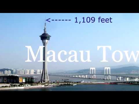 Macau Tower full
