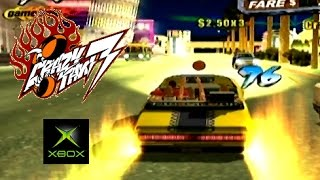 Crazy Taxi 3 playthrough (Xbox)