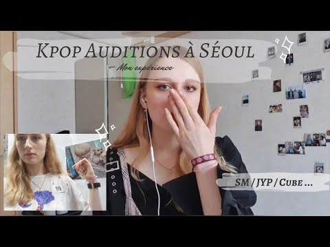 KPOP AUDITIONS !