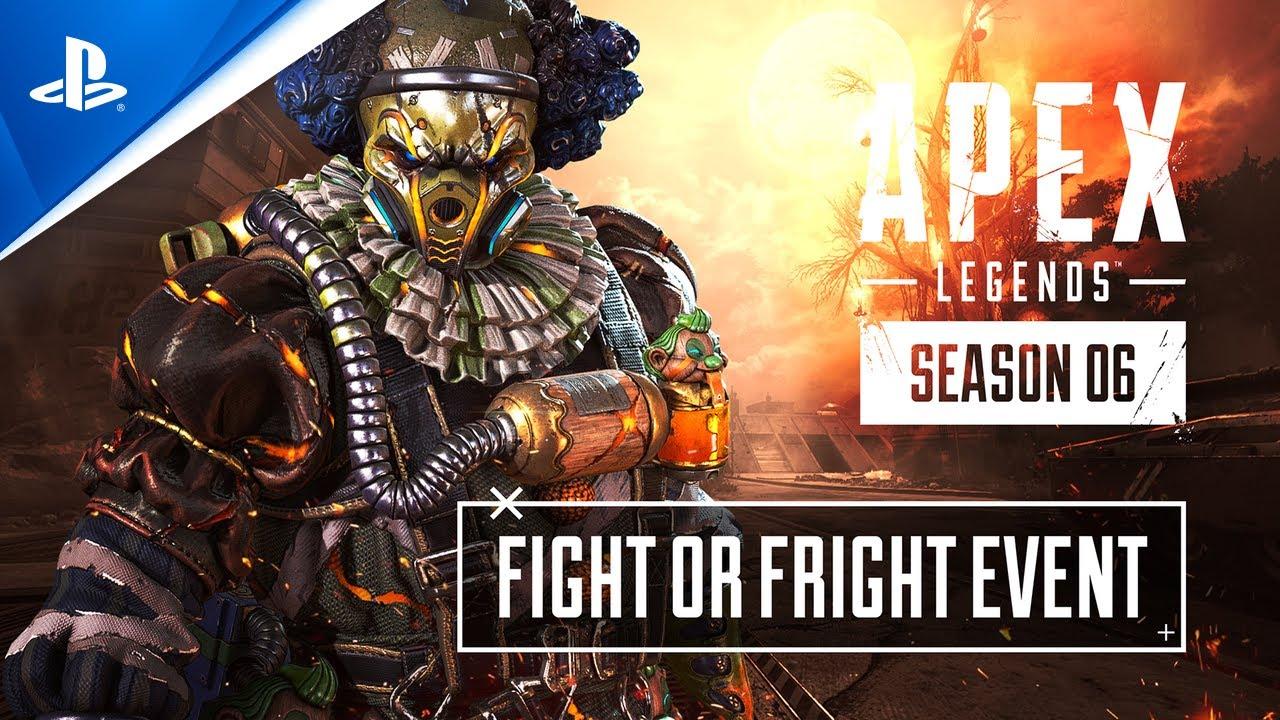 Apex Legends - Tráiler PS4 del evento Lucha o Pesadilla | Subtítulos en ESPAÑOL | PlayStation España