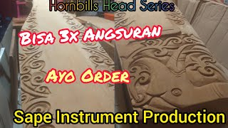 Download lagu Jual Alat musik Kalimantan | Sape Instrument | Thambunesia