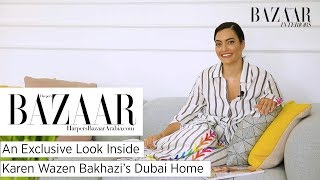 Baixar An Exclusive Look Inside Influencer Karen Wazen Bakhazi's Dubai Home