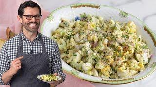 Amazing Egg Salad Without All the Mayo