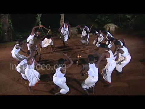 Kolkali - a folk art