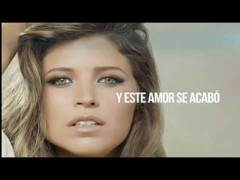 Anna Carina - Te quise mas que  nadie (feat. Stephanie Cayo) - Video Letra