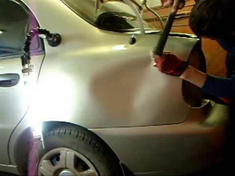 Paintless Dent Repair in Gresham OR