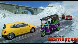 uphill tuk tuk: hill climb racing games Competitors List