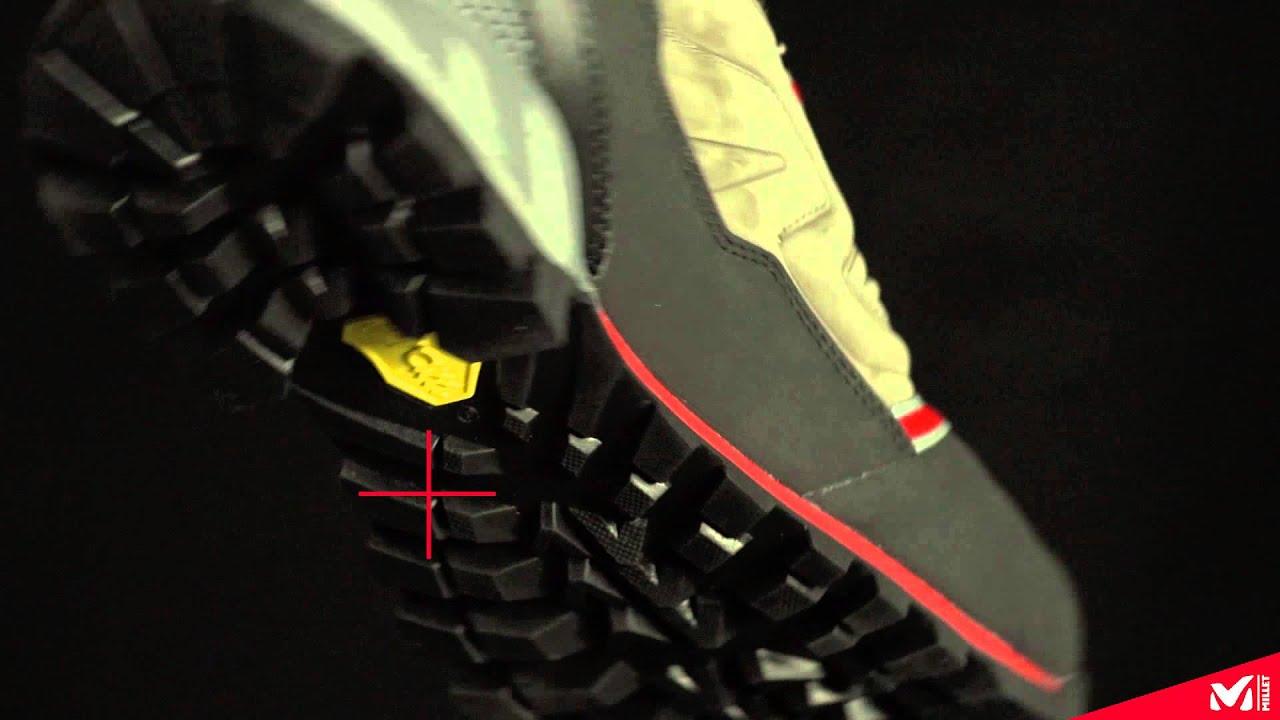 6585f806299 Millet Footwear - HIGH ROUTE