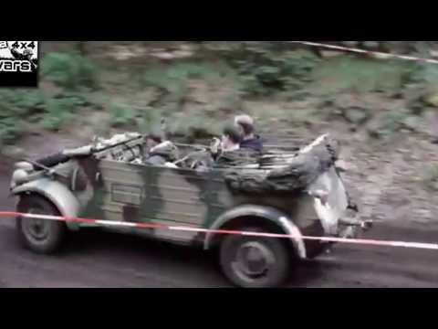 Volkswagen Kubelwagen Tipo 82 todoterreno primo del Escarabajo