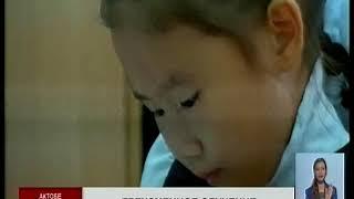 Обучение в три смены ведется в четырнадцати школах Актобе