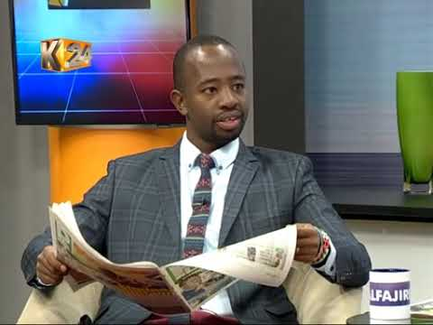 K24 Newspaper Review: Police reforms and more stories