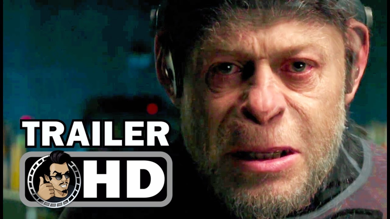 """Download WAR FOR THE PLANET OF THE APES """"Face of Caesar"""" Official Trailer (2017) Andy Serkis Sci-Fi Movie HD"""