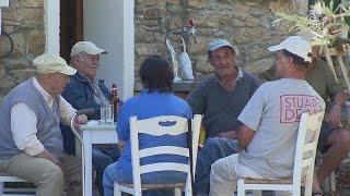 остров икария греция видео