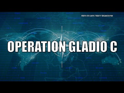 After Operations Gladio A & B Exposures, NATO Launches Operation Gladio C!