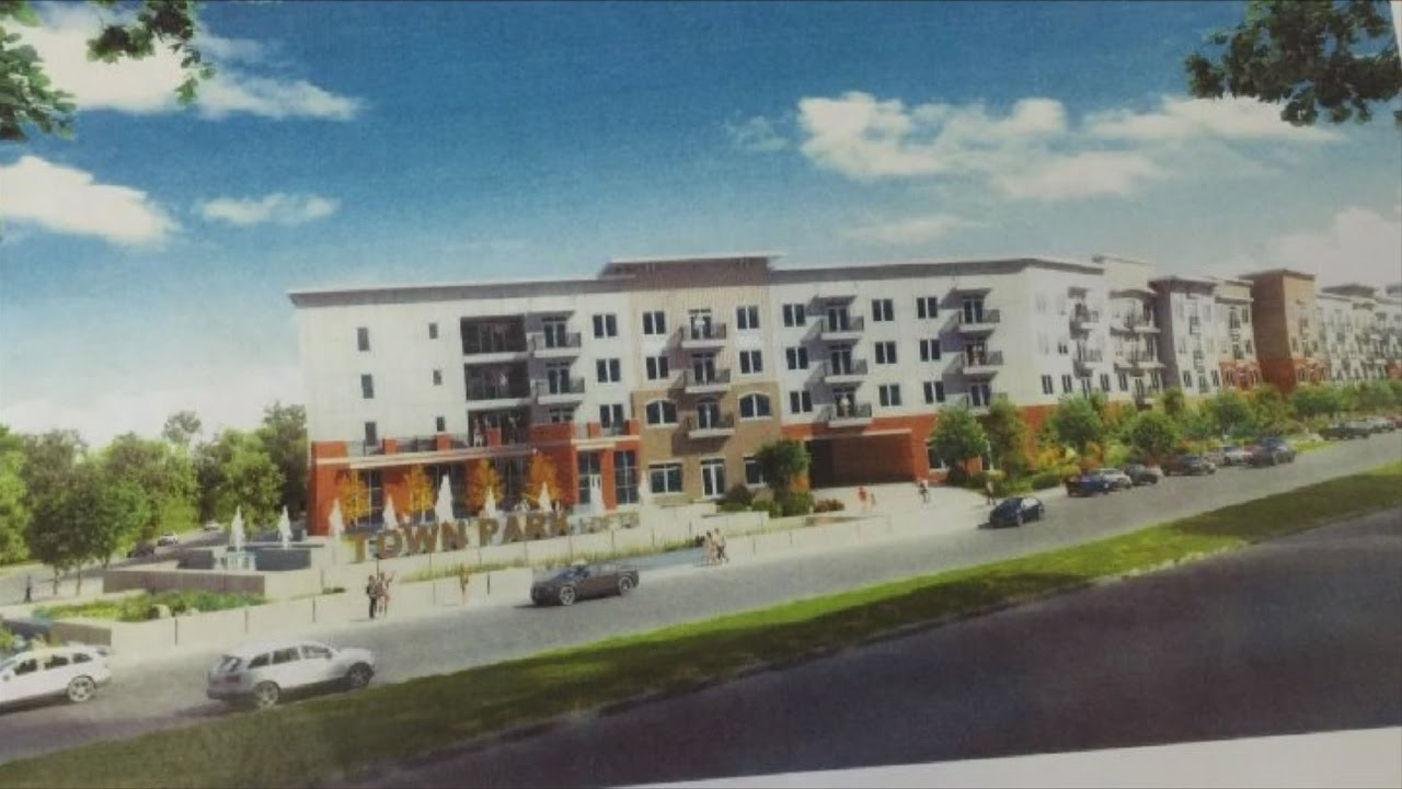 luxury apartment complex. Luxury Apartment Complex Coming To Downtown Kingsport  YouTube