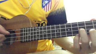 Người và ta ukulele cover
