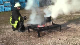 Tectro SMT GmbH, Fire-Ex 1.5F, F-Exx 1.5F, Kitchen Fires