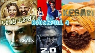Akshay Kumar 5 Upcoming Blockbuster Movies After Gold, Akshay Kumar Top 5 Movies In 2019- 2020