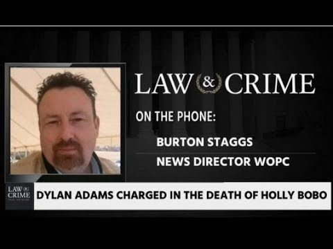 Burton Staggs Talks Dylan Adams Hearing on Law & Crime Network