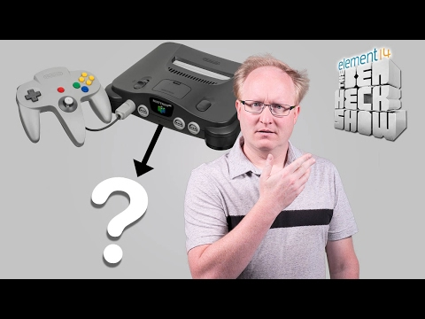 Ben Heck's Portable N64 Part 2
