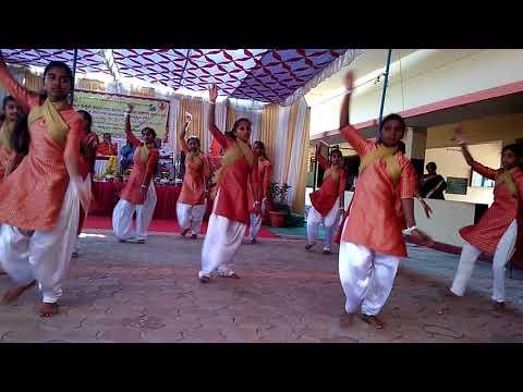 Kande kande parashivana dance performance by BGS chikmagalur