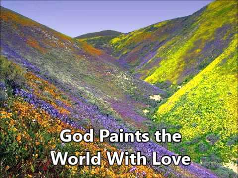 God Paints the World With Love