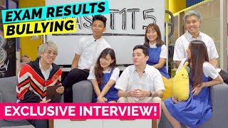 Exam Results, Bullying and the End of ClassT1T5 - Students Answer Your Questions