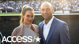 Derek Jeter & Hannah Jeter Welcome Baby No. 2 -- Find Out Her Name | Access