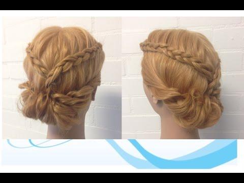 Vlechten Halflang Haar