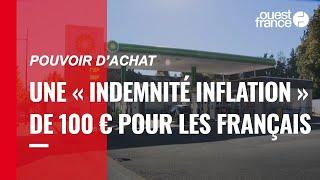 Pouvoir d'achat : Jean Castex annonce une « indemnité inflation » de 100 euros