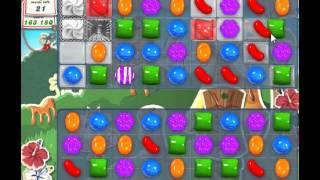 Candy Crush Saga Level 199 - 2 Star