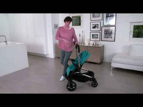 iCandy Strawberry 2 Pushchair folding your pushchair