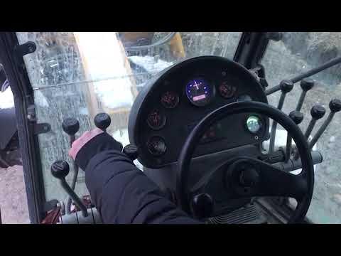 Подготовка машиниста автогрейдера