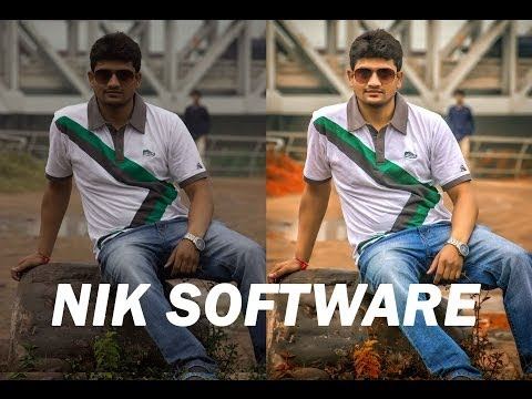 Nik Software - Color Efex Pro 4 image editing