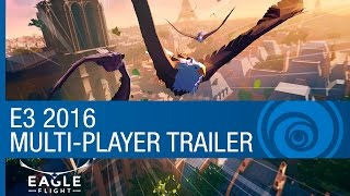 Eagle Flight Trailer: Multiplayer VR Gameplay - E3 2016 [US]