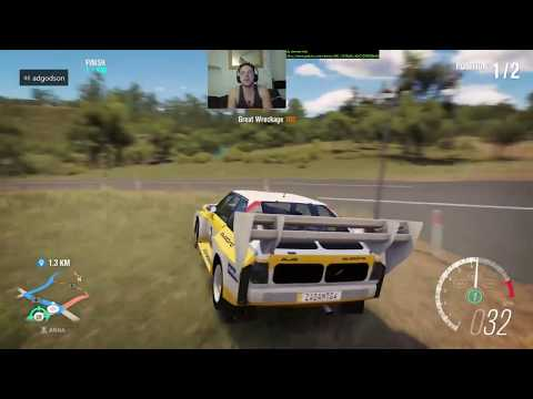 Audi quattro modified fh3 xbox one x enhanced fine tune