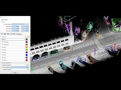 Introducing the AI object recognition tool of VisionLidar