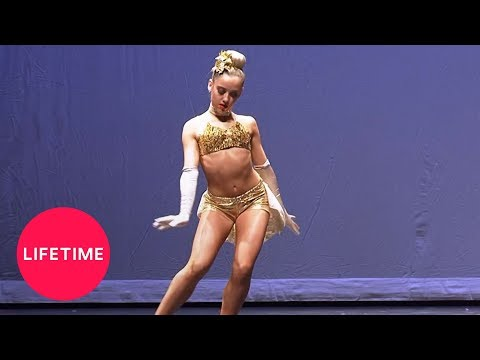"Dance Moms: Hadley's Jazz Solo ""Gold Couch"" (Season 3) 