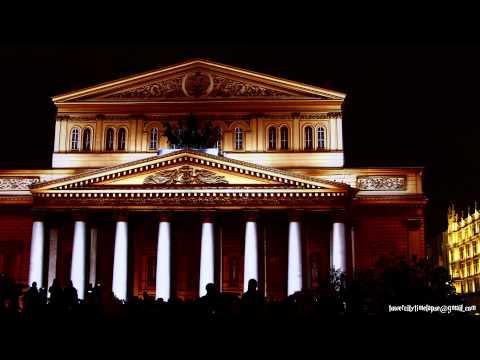 The bolshoi theater timelapse
