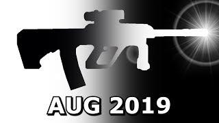 CS GO 2019 - Year of the AUG