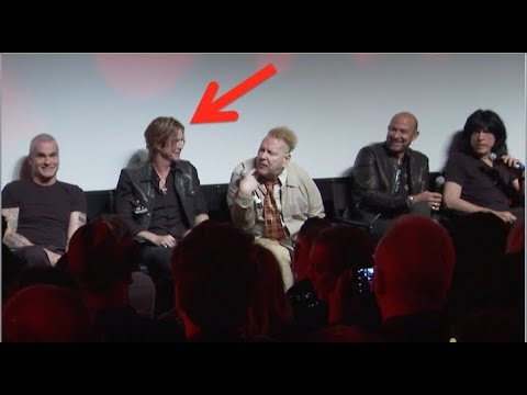 Argument Breaks Out In Front of Guns N' Roses Duff McKagan At Punk Panel John Lydon & Marky Ramone