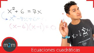 Ecuaciones cuadráticas por factorización │ compilado