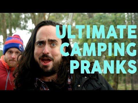 Ultimate Camping Pranks