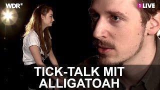 Alligatoah im 1LIVE Krone Tick-Talk | 1LIVE Krone