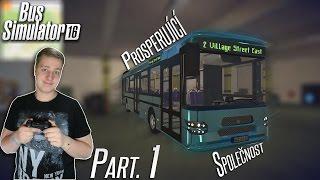 PROSPERUJÍCÍ SPOLEČNOST | Bus Simulator 16 #01 thumbnail