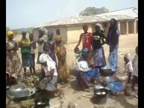 Village Evangelism In Northern Nigeria - Buda Village, Kaduna